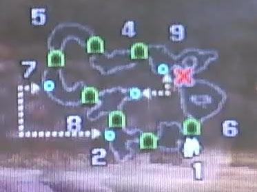 Map, Ahbor Desert, Agni Invades