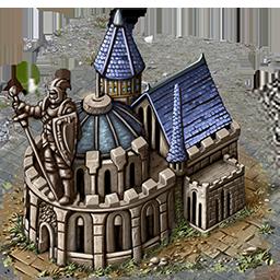 Temple 256