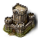 Building stronghold