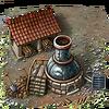 Iron furnace 256