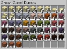 Lords sanddunes
