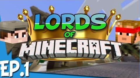 Lords of Minecraft Mike and Duke's Club Ep. 1