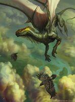 Dragons of The Landorian Empire