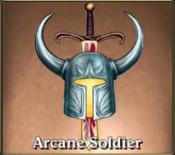 Icon Arcane Soldier