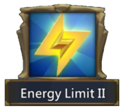 Energy Limit II