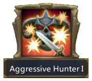 Aggressive Hunter I