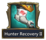 Hunter Recovery II