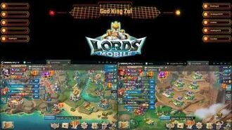 Lords Mobile Gameplay