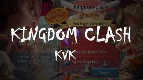 Lords mobile Kingdom Clash (KvK July 15, 2017)
