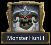 Monster Hunt I