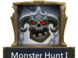 Monster Hunt (Research)
