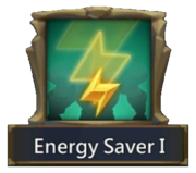 Energy Saver I