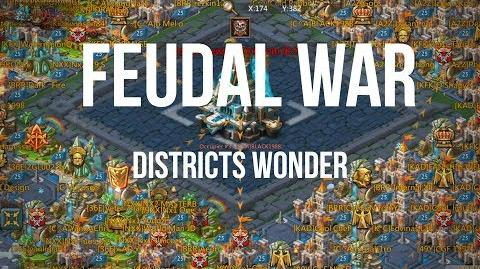 Lords Mobile Feudal War (districts wonder event preview)