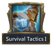 Survival Tactics I