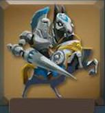 Royal cavalry