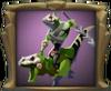 Reptilian Rider