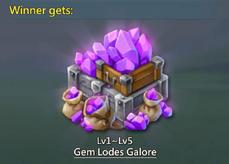 Gem Lode Rewards