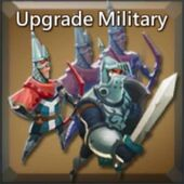 Upgrade Military