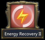 Energy Recovery II