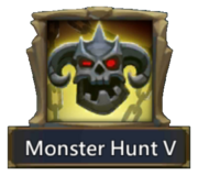 Monster Hunt V