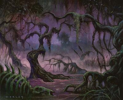 Festering Swamps