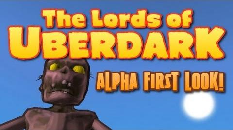 Lords of Uberdark Gameplay (Alpha 34)