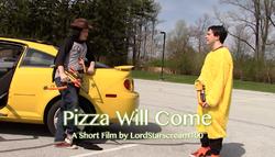 PizzaWillComeLogo