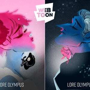 Persephone Lore Olympus Wiki Fandom