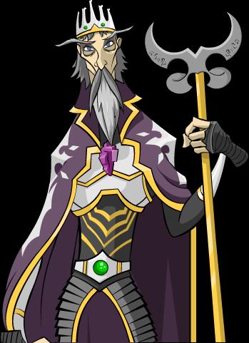 King Timascus