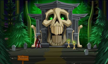 Necropolis DF