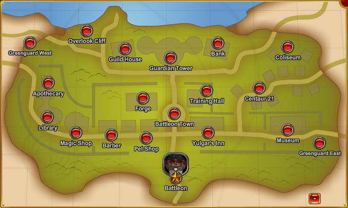 Town of Battleon