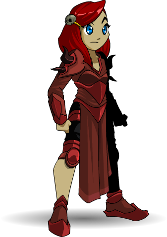 Gravelyn Child AQW