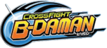 Cross Fight BDaman Logo