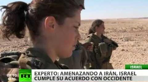 """Llega la Tercera Guerra Mundial"" Irán amenaza a Israel con un ataque preventivo"