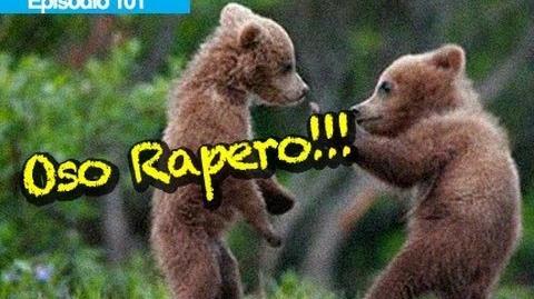 Oso Rapero!!!