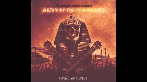 """Jedi Mind Tricks Presents Army Of The Pharaohs - """"Seven"""" Official Audio"""