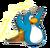Pinguino cabrez eléctrico