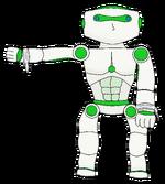 Dios Robot Humanoide