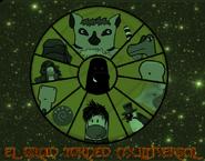 Concursantes del Universo 2