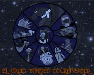 Concursantes del Universo 4