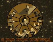 Concursantes del Universo 7