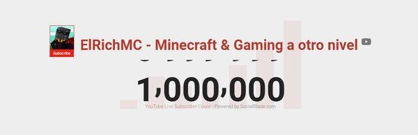 Rich Un millón de subs