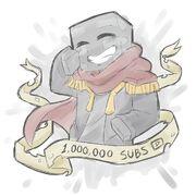 Dibujo del millón del Rich By MisakiByakko