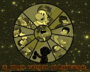 Concursantes del Universo 11
