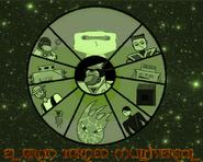Concursantes del Universo 3