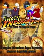 Taxcy Indiana Jones