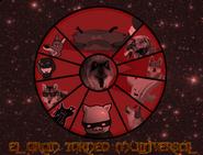 Concursantes del Universo 9