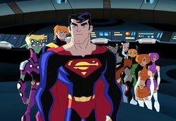 Superman (Legion of Superheroes)2