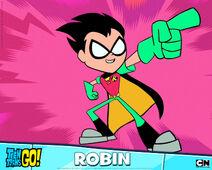 Robin en JTEA