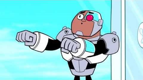 """Teen Titans Go! S3E10 Preview Clip 1 """"40%, 40%, 20%"""""""